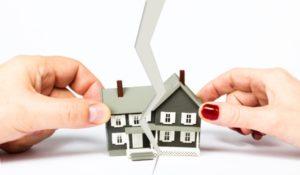 Раздел дома и имущества